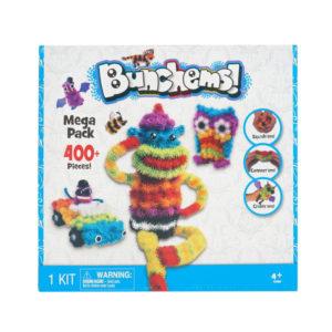 Bunchems toy magic ball toy DIY toy