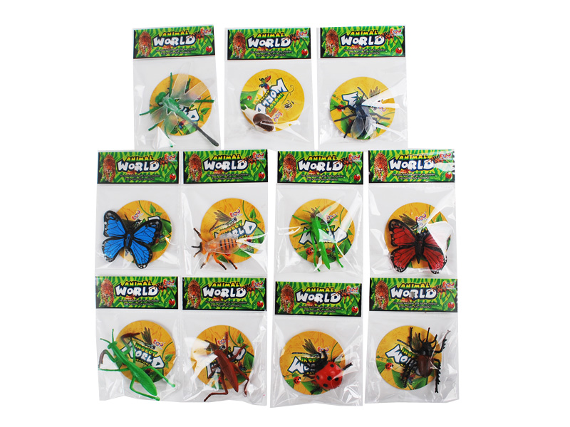 insect toys mini toy animal toy