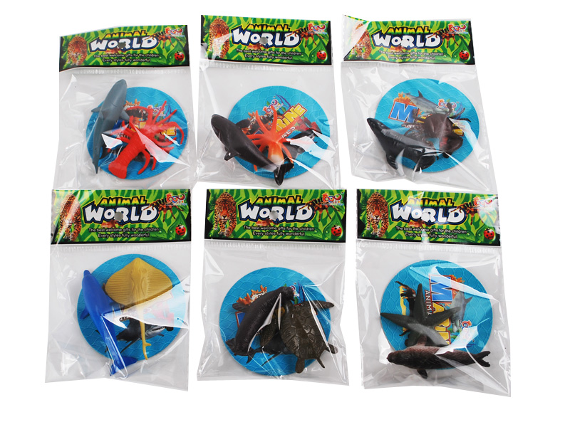 sea animal toy promotion toy interesting toy