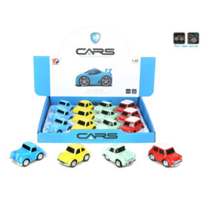cute vehicle toy pull back car metal toy