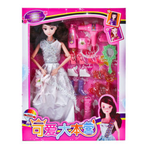 Barbie toy 11.5 inch doll  girl toy