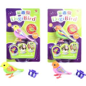 Companion bird animal toys digi bird