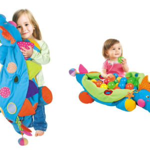 Crawling blanket dinosaur toy baby toy