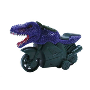 tyrannosaurus toy stunt mortocycle plastic toy