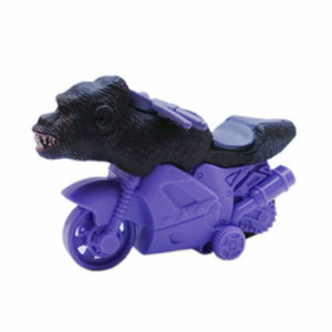 monster motorcycle toy gorilla motorbike novelty toys