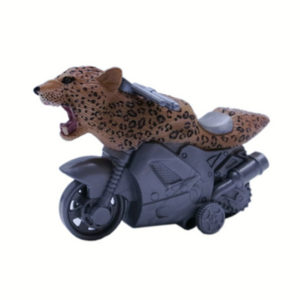 stunt toy friction toy animal motorcycle