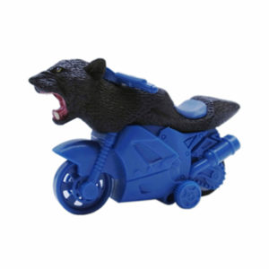 panther toys animal motorcycle friction toy