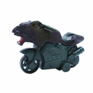 puma toy animal motorcycle friction powered