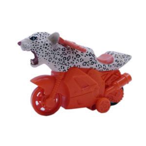 friction toy animal motorcycle leopard toys