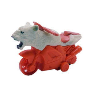 cougar toys animal motorcycle friction powered