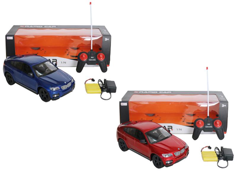 BMW X6 rc car 1:14 rc car remote control toy