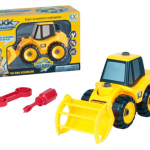 construction truck toys assemble truck toys assembling vehicle
