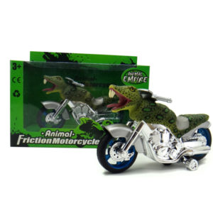 snake motorcycle toy friction motorcycle animal machine