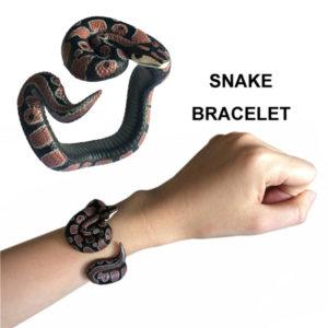 bracelet toy snake figure bracelet children accessories