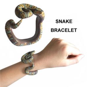 snake bracelet toy children bracelet figure accessories