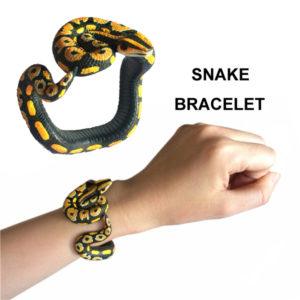 snake toy bracelet  children bracelet figure accessories