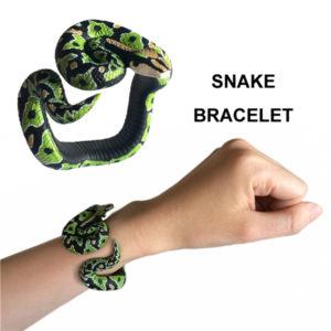 boa bracelet toy figure snake children accessories