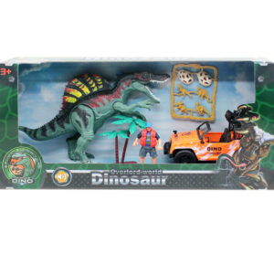 dinosaur big set toy dino playset action dinosaur model