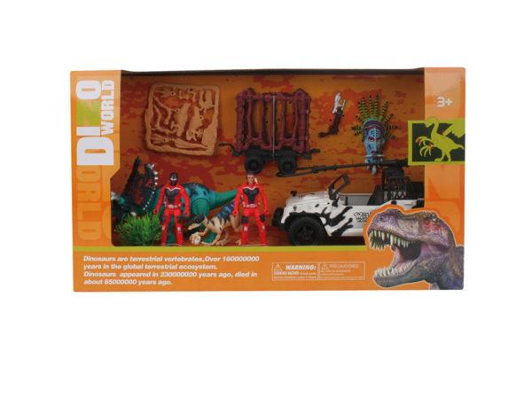 dino playset wholesale action dinosaur toy rescue theme toys