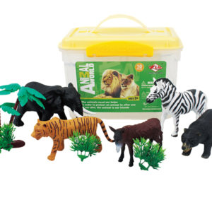 wild animal toy factory zoo animal playset wild life set