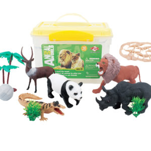 wild animal playset zoo toy supplier wildlife toys